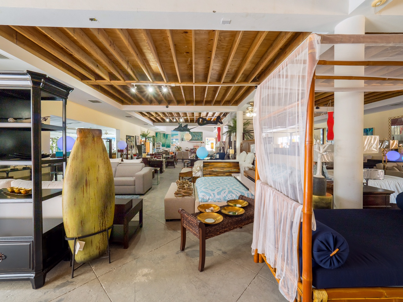 Island Furniture And Design Has Re Created Many Villas And Resort  Accommodations In The United States And Caribbean, Including Turks And  Caicos, ...
